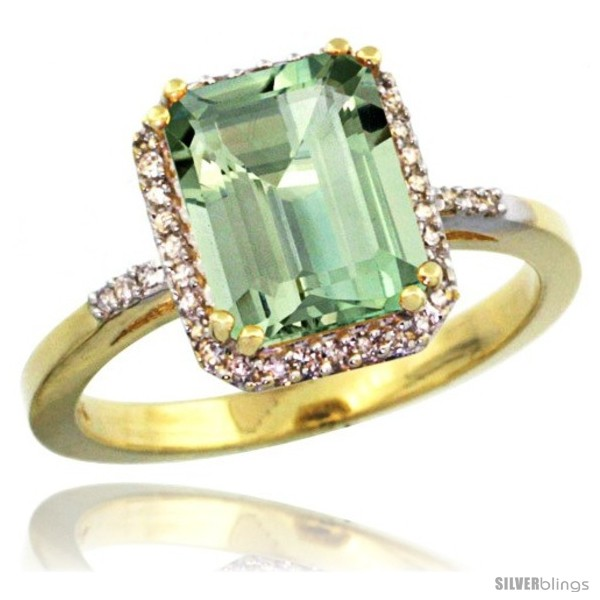https://www.silverblings.com/1544-thickbox_default/10k-yellow-gold-diamond-green-amethyst-ring-2-53-ct-emerald-shape-9x7-mm-1-2-in-wide.jpg
