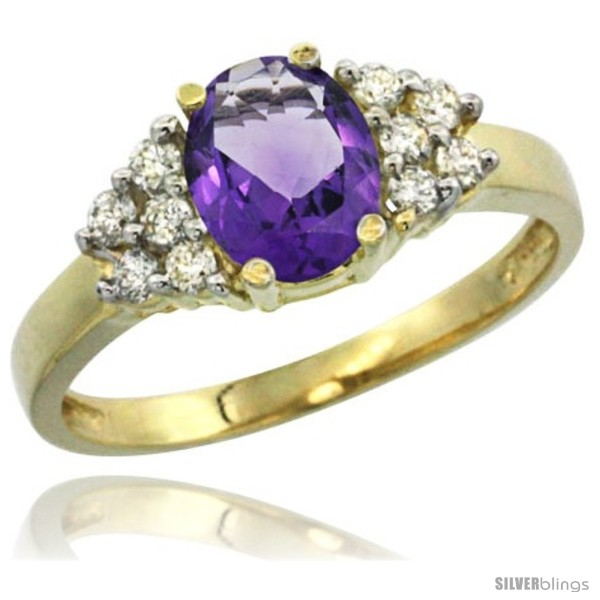 https://www.silverblings.com/15477-thickbox_default/14k-yellow-gold-ladies-natural-amethyst-ring-oval-8x6-stone-diamond-accent.jpg