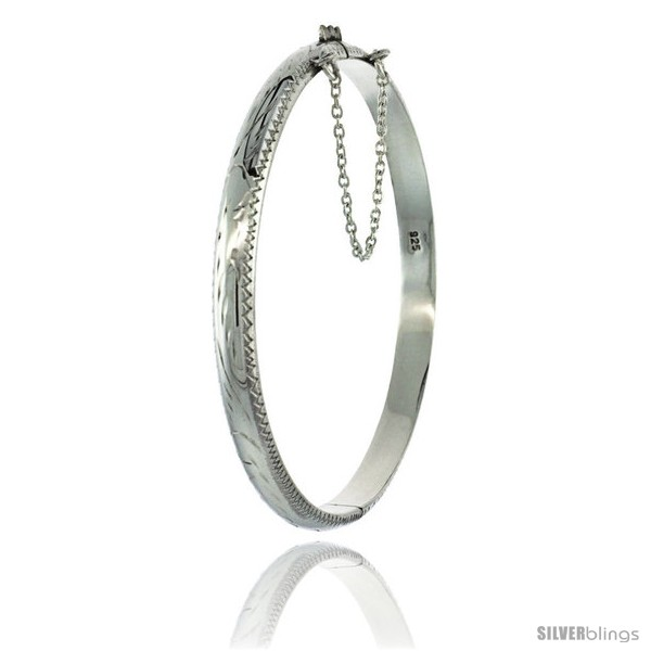 https://www.silverblings.com/15563-thickbox_default/sterling-silver-childrens-bangle-bracelet-junior-size-hand-engraved-floral-pattern-3-16-in-wide.jpg