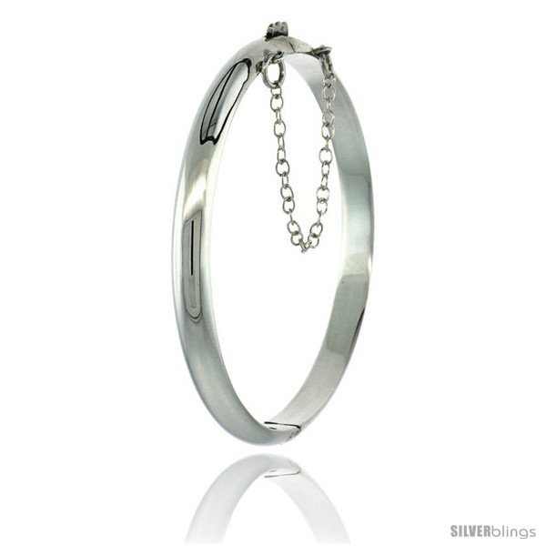 https://www.silverblings.com/15565-thickbox_default/sterling-silver-childrens-bangle-bracelet-junior-size-high-polished-3-16-in-wide.jpg