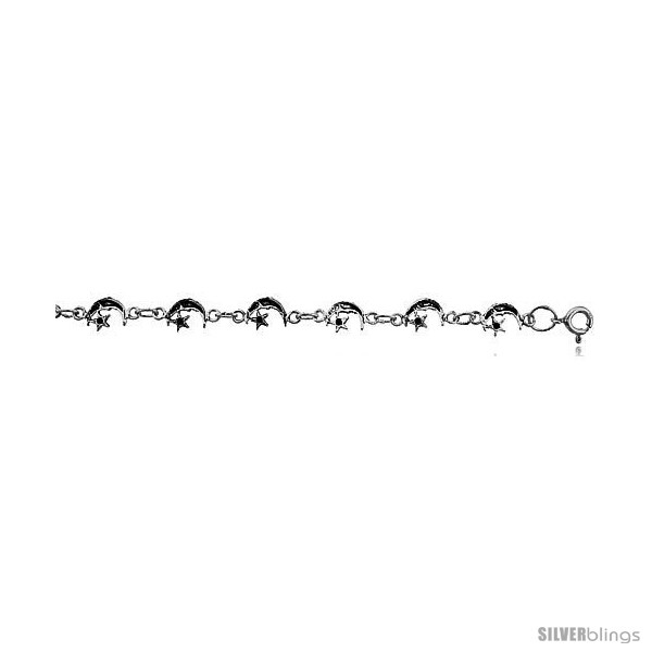 https://www.silverblings.com/15581-thickbox_default/sterling-silver-crescent-moon-charm-bracelet-1-4-in-wide.jpg