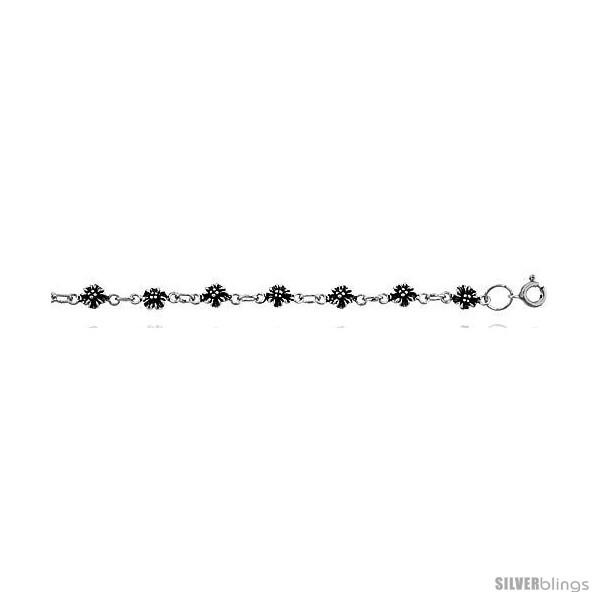https://www.silverblings.com/15585-thickbox_default/sterling-silver-flower-charm-bracelet-1-4-in-wide.jpg