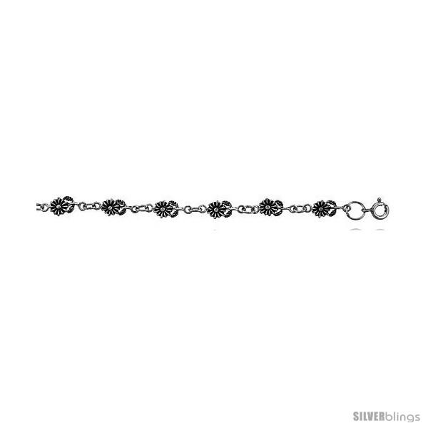https://www.silverblings.com/15609-thickbox_default/sterling-silver-flower-charm-bracelet-1-4-in-wide-style-2cb27.jpg