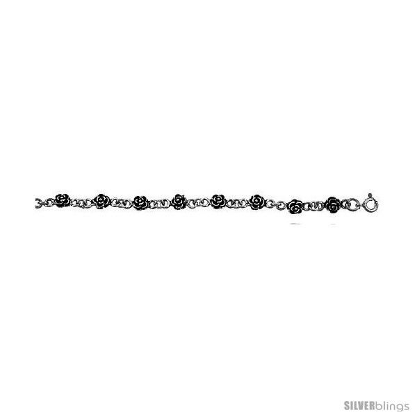 https://www.silverblings.com/15617-thickbox_default/sterling-silver-flower-charm-bracelet-1-4-in-wide-style-2cb30.jpg