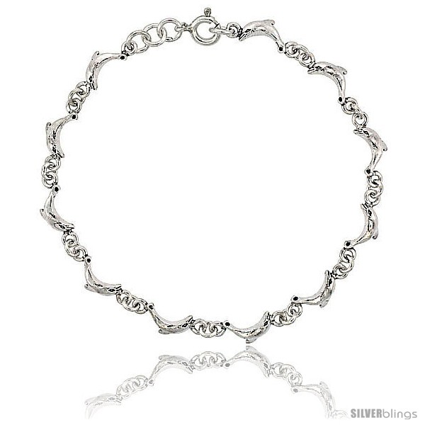 https://www.silverblings.com/15647-thickbox_default/sterling-silver-dolphin-charm-bracelet-1-4-in-wide-style-2cb44.jpg