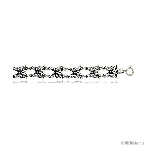 https://www.silverblings.com/15665-thickbox_default/sterling-silver-oxidized-filigree-butterfly-bracelet-style-fb20.jpg