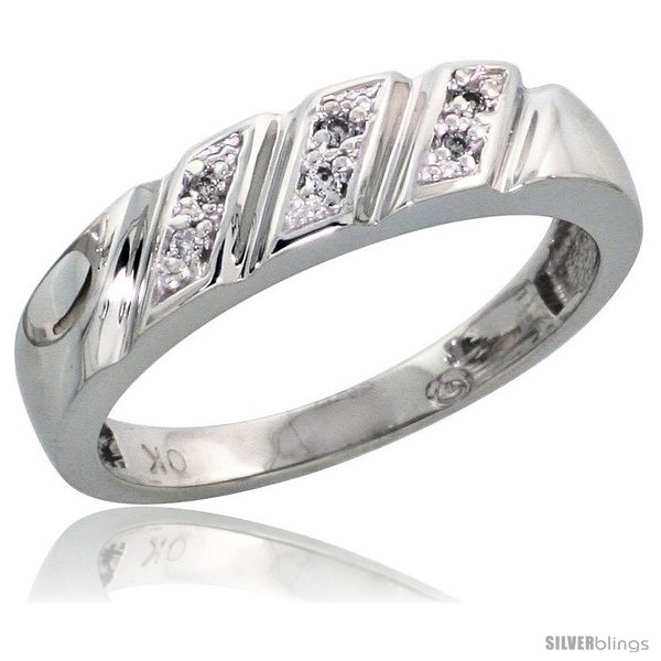 https://www.silverblings.com/15760-thickbox_default/10k-white-gold-ladies-diamond-wedding-band-ring-0-03-cttw-brilliant-cut-3-16-in-wide-style-10w016lb.jpg