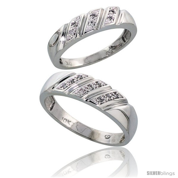 https://www.silverblings.com/15772-thickbox_default/10k-white-gold-diamond-wedding-rings-2-piece-set-for-him-6-mm-her-5-mm-0-08-cttw-brilliant-cut.jpg