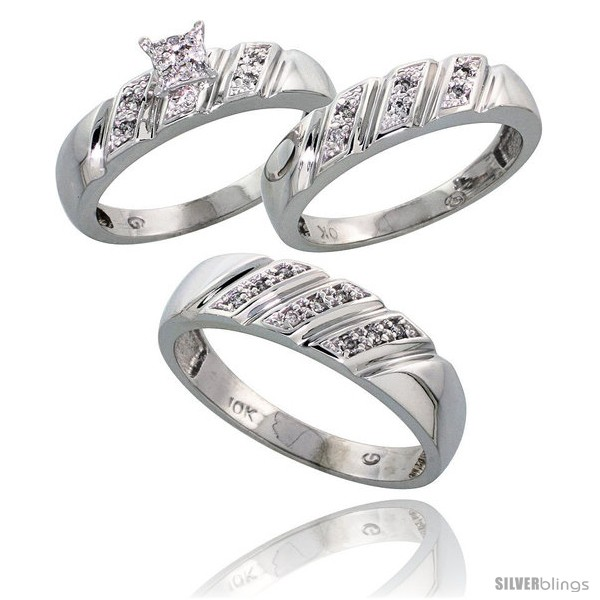 https://www.silverblings.com/15776-thickbox_default/10k-white-gold-trio-engagement-wedding-rings-set-for-him-her-3-piece-6-mm-5-mm-wide-0-15-cttw-brilliant-cut.jpg