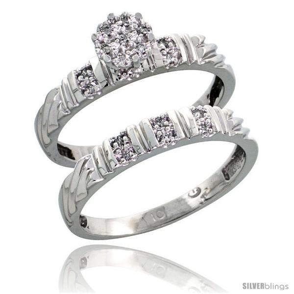 https://www.silverblings.com/15782-thickbox_default/10k-white-gold-diamond-engagement-rings-set-2-piece-0-09-cttw-brilliant-cut-1-8-in-wide-style-10w017e2.jpg
