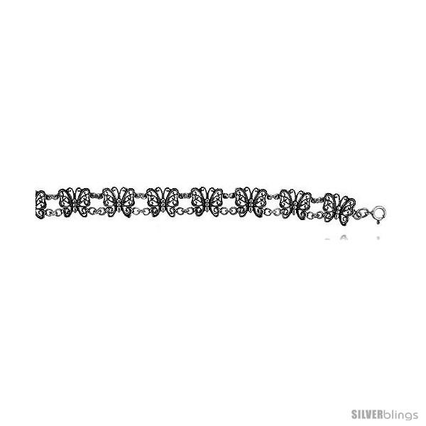 https://www.silverblings.com/15840-thickbox_default/sterling-silver-oxidized-filigree-butterfly-bracelet.jpg