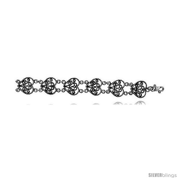 https://www.silverblings.com/15844-thickbox_default/sterling-silver-filigree-heart-y2k-commemorative-bracelet-style-fb2.jpg