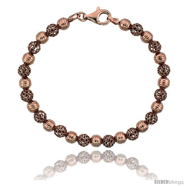 https://www.silverblings.com/15862-thickbox_default/sterling-silver-corrugated-filigree-bead-bracelet-rose-gold-finish-7-in.jpg