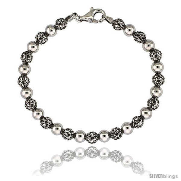https://www.silverblings.com/15866-thickbox_default/sterling-silver-polished-filigree-bead-bracelet-white-gold-finish-7-in.jpg