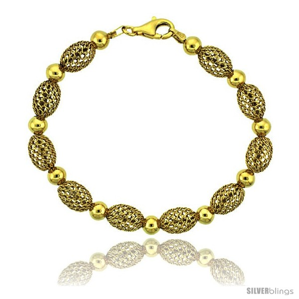 https://www.silverblings.com/15882-thickbox_default/sterling-silver-oval-filigree-bead-bracelet-gold-finish-7-in-style-fbb104y.jpg