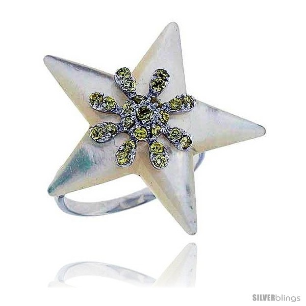 https://www.silverblings.com/15952-thickbox_default/star-mother-of-pearl-ring-in-solid-sterling-silver-accented-tiny-high-quality-czs-1-1-8-29-mm-wide.jpg