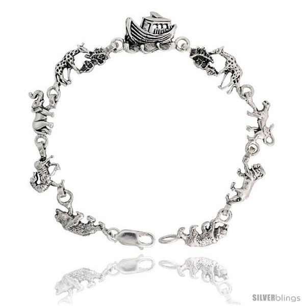 https://www.silverblings.com/16022-thickbox_default/sterling-silver-noahs-ark-bracelet-1-12-12-mm-wide.jpg