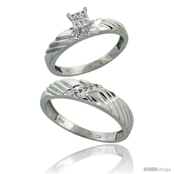 https://www.silverblings.com/16161-thickbox_default/10k-white-gold-diamond-engagement-rings-2-piece-set-for-men-and-women-0-09-cttw-brilliant-cut-3-5mm-5mm-wide-style-10w018em.jpg
