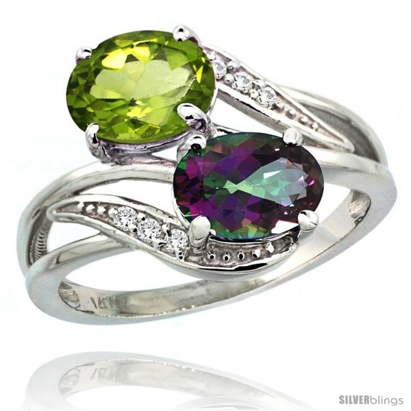 https://www.silverblings.com/1620-thickbox_default/14k-white-gold-8x6-mm-double-stone-engagement-mystic-topaz-peridot-ring-w-0-07-carat-brilliant-cut-diamonds-2-34.jpg