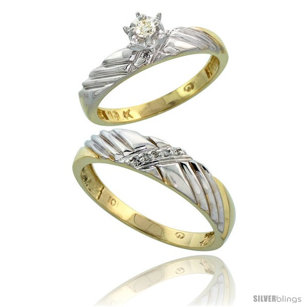 https://www.silverblings.com/16244-thickbox_default/10k-yellow-gold-2-piece-diamond-wedding-engagement-ring-set-for-him-her-3-5mm-5mm-wide-style-10y118em.jpg