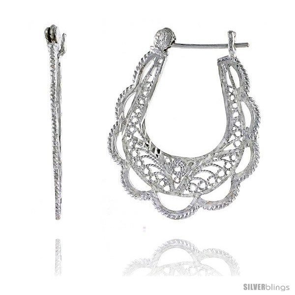 https://www.silverblings.com/16312-thickbox_default/sterling-silver-1-5-16-34-mm-tall-u-shaped-filigree-earrings-w-snap-down-lock.jpg
