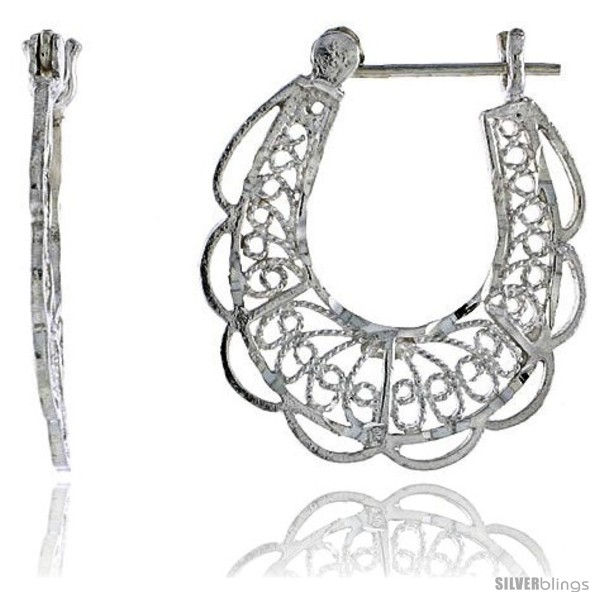 https://www.silverblings.com/16314-thickbox_default/sterling-silver-1-1-8-29-mm-tall-u-shaped-filigree-earrings-w-snap-down-lock.jpg