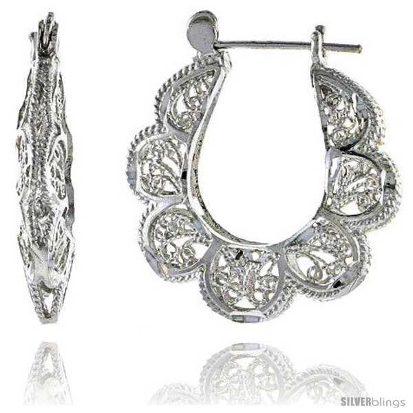 https://www.silverblings.com/16320-thickbox_default/sterling-silver-1-3-16-30-mm-tall-puffed-u-shaped-filigree-earrings-w-snap-down-lock.jpg