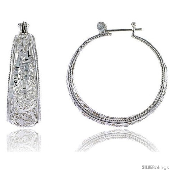 https://www.silverblings.com/16338-thickbox_default/sterling-silver-1-1-2-38-mm-tall-filigree-hoop-earrings-w-snap-down-lock.jpg