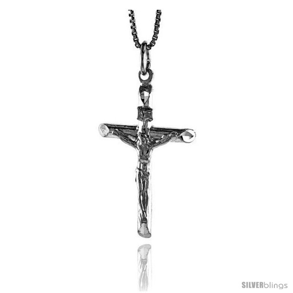 https://www.silverblings.com/16409-thickbox_default/sterling-silver-tube-crucifix-pendant-1-1-2-in.jpg
