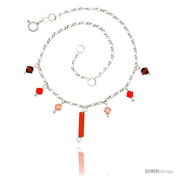 https://www.silverblings.com/16417-thickbox_default/sterling-silver-anklet-natural-carnelian-orange-and-pink-crystals-adjustable-9-10-in.jpg