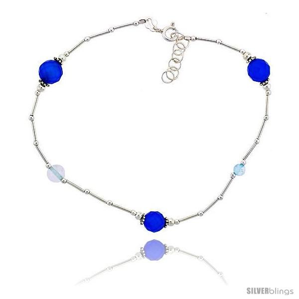 https://www.silverblings.com/16437-thickbox_default/sterling-silver-ankle-bracelet-anklet-natural-blue-faceted-beads-blue-topaz-beads-adjustable-9-10-in.jpg