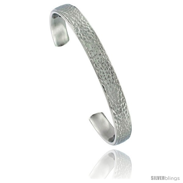 https://www.silverblings.com/1652-thickbox_default/stainless-steel-flat-cuff-bangle-bracelet-hammered-polish-finish-comfort-fit-long-5-16-in-wide-8-in.jpg