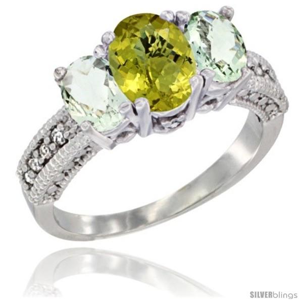 https://www.silverblings.com/16718-thickbox_default/14k-white-gold-ladies-oval-natural-lemon-quartz-3-stone-ring-green-amethyst-sides-diamond-accent.jpg