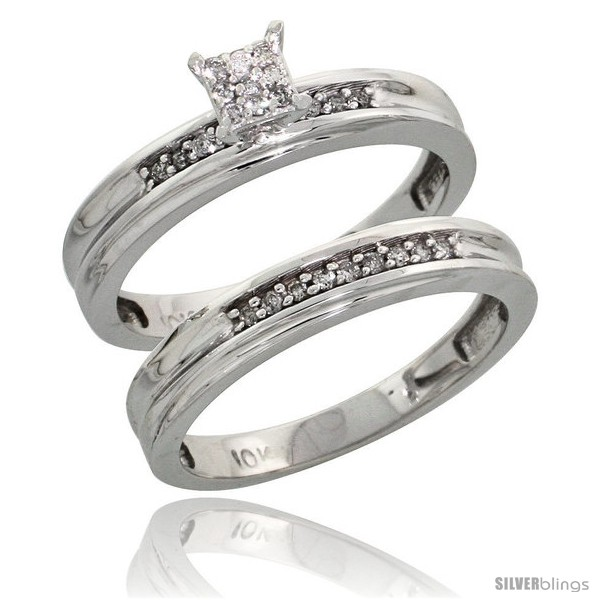 https://www.silverblings.com/16798-thickbox_default/10k-white-gold-diamond-engagement-rings-set-2-piece-0-09-cttw-brilliant-cut-1-8-in-wide-style-10w020e2.jpg