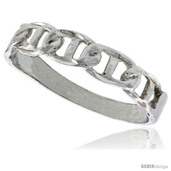 https://www.silverblings.com/16899-thickbox_default/sterling-silver-tiny-mariner-link-chain-ring-polished-finish-3-16-in-wide.jpg