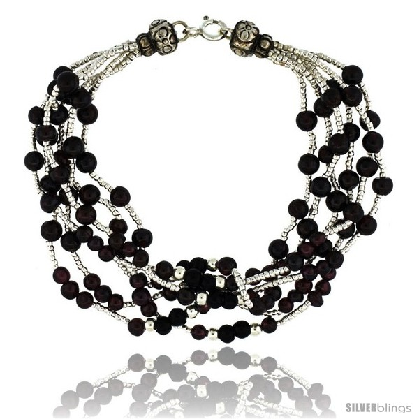 https://www.silverblings.com/17034-thickbox_default/7-in-sterling-silver-6-strand-bead-bracelet-w-garnet-black-onyx-beads.jpg