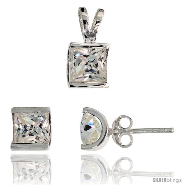 https://www.silverblings.com/17146-thickbox_default/sterling-silver-square-shaped-stud-earrings-7-mm-pendant-12mm-tall-set-w-princess-cut-cz-stones.jpg