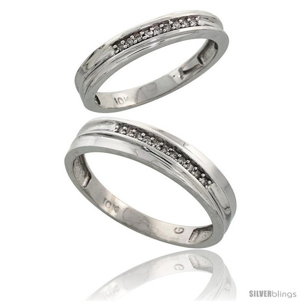 https://www.silverblings.com/17279-thickbox_default/10k-white-gold-diamond-wedding-rings-2-piece-set-for-him-5-mm-her-3-5-mm-0-07-cttw-brilliant-cut.jpg