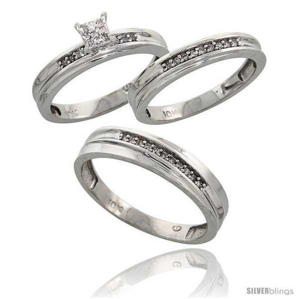 https://www.silverblings.com/17283-thickbox_default/10k-white-gold-diamond-trio-engagement-wedding-ring-3-piece-set-for-him-her-5-mm-3-5-mm-wide-0-13-cttw-brilliant-cut.jpg
