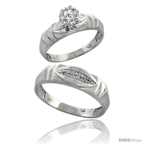 https://www.silverblings.com/17291-thickbox_default/10k-white-gold-diamond-engagement-rings-2-piece-set-for-men-and-women-0-07-cttw-brilliant-cut-5mm-6mm-wide.jpg