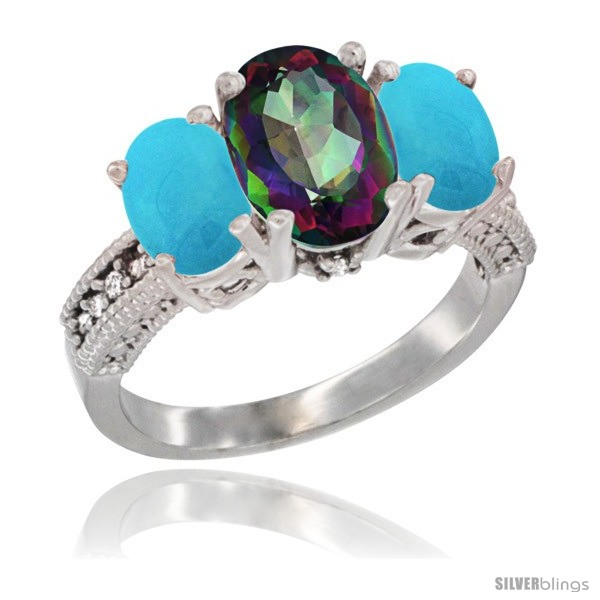 https://www.silverblings.com/17320-thickbox_default/10k-white-gold-ladies-natural-mystic-topaz-oval-3-stone-ring-turquoise-sides-diamond-accent.jpg