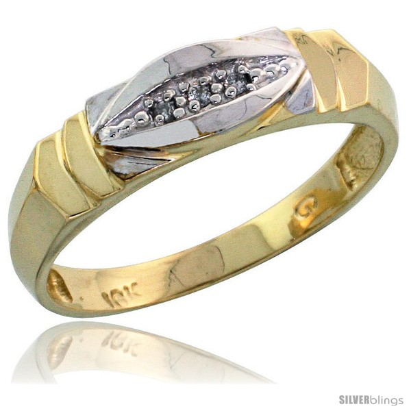 https://www.silverblings.com/17403-thickbox_default/10k-yellow-gold-mens-diamond-wedding-band-1-4-in-wide-style-10y121mb.jpg