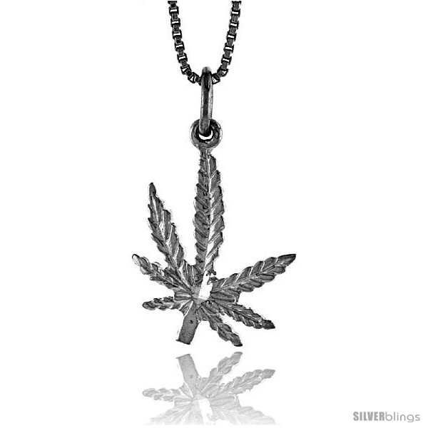 https://www.silverblings.com/17578-thickbox_default/sterling-silver-pot-leaf-pendant-3-4-in-tall.jpg