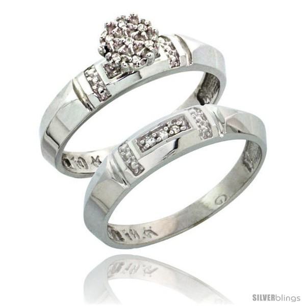https://www.silverblings.com/17620-thickbox_default/10k-white-gold-diamond-engagement-rings-set-2-piece-0-07-cttw-brilliant-cut-5-32-in-wide-style-10w022e2.jpg