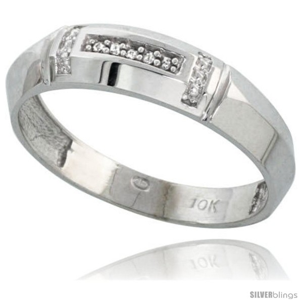 https://www.silverblings.com/17640-thickbox_default/10k-white-gold-mens-diamond-wedding-band-ring-0-03-cttw-brilliant-cut-7-32-in-wide.jpg