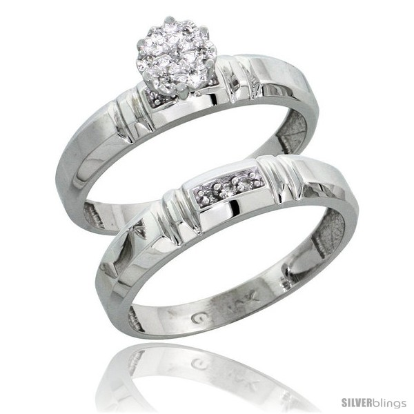https://www.silverblings.com/18006-thickbox_default/10k-white-gold-diamond-engagement-rings-set-2-piece-0-07-cttw-brilliant-cut-5-32-in-wide-style-10w023e2.jpg