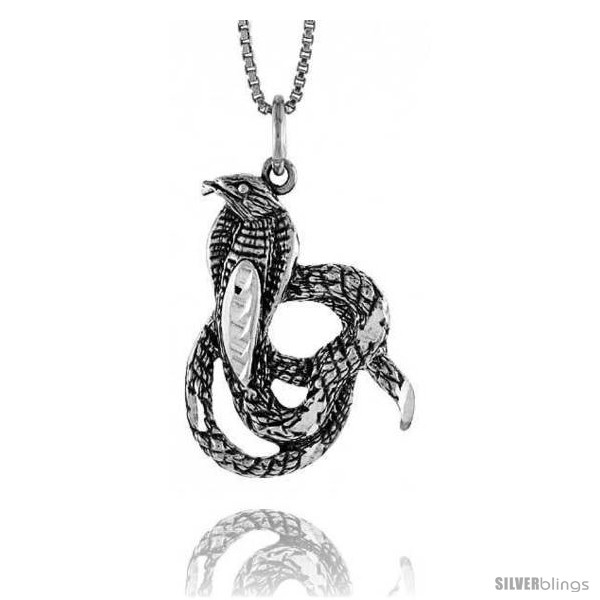 https://www.silverblings.com/18100-thickbox_default/sterling-silver-cobra-snake-pendant-1-1-16-in-tall.jpg