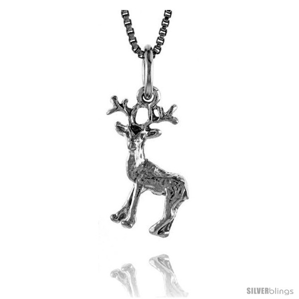 https://www.silverblings.com/18104-thickbox_default/sterling-silver-deer-pendant-3-4-in-tall.jpg