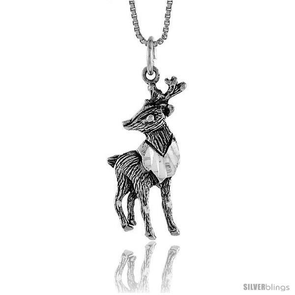 https://www.silverblings.com/18108-thickbox_default/sterling-silver-deer-pendant-1-1-4-in-tall.jpg