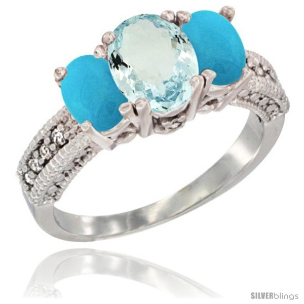 https://www.silverblings.com/18227-thickbox_default/10k-white-gold-ladies-oval-natural-aquamarine-3-stone-ring-turquoise-sides-diamond-accent.jpg